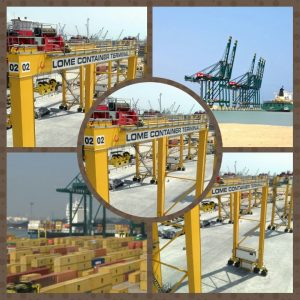 Lome container terminal LCT